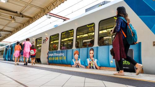 MelbourneTrains_UberEats_Trackview