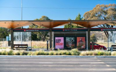 TorchMedia launches first campaign on Canberra Light Rail in partnership with the Australian War Memorial