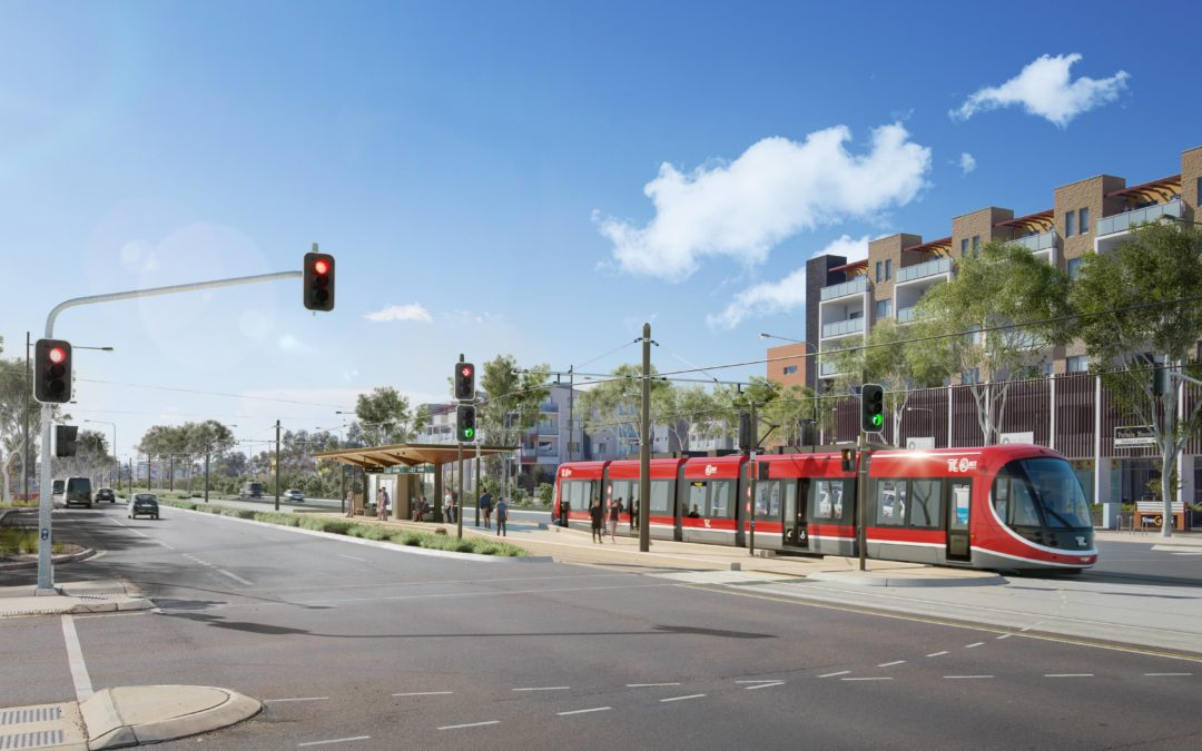 TorchMedia grows extensive transit portfolio adding new Canberra Light Rail