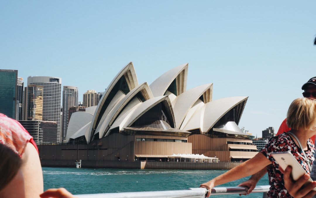 Get Creative on Sydney Ferries this Summer